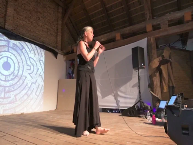 Ozora Festival: Liminal Dreaming: Dreamwork at the Edges of Consciousness